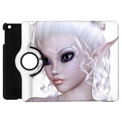 Faerie Nymph Fairy Apple Ipad Mini Flip 360 Case by goldenjackal