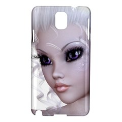 Faerie Nymph Fairy Samsung Galaxy Note 3 N9005 Hardshell Case by goldenjackal