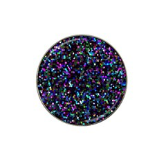 Glitter 1 Golf Ball Marker 10 Pack (for Hat Clip)