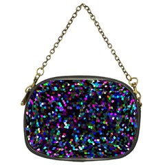 Glitter 1 Chain Purse (one Side) by MedusArt