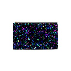 Glitter 1 Cosmetic Bag (small) by MedusArt