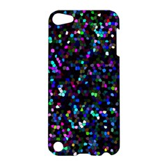 Glitter 1 Apple Ipod Touch 5 Hardshell Case by MedusArt