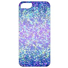 Glitter2 Apple Iphone 5 Classic Hardshell Case by MedusArt