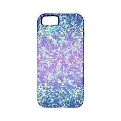 Glitter2 Apple Iphone 5 Classic Hardshell Case (pc+silicone) by MedusArt