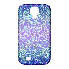 Glitter2 Samsung Galaxy S4 Classic Hardshell Case (pc+silicone) by MedusArt