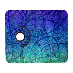 Grunge Art Abstract G57 Samsung Galaxy S  Iii Flip 360 Case by MedusArt