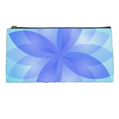 Abstract Lotus Flower 1 Pencil Case by MedusArt