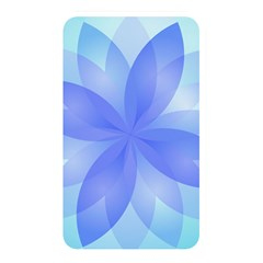Abstract Lotus Flower 1 Memory Card Reader (rectangular) by MedusArt