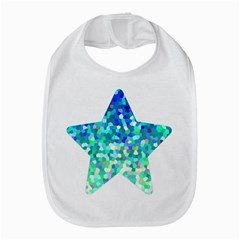 Mosaic Sparkley 1 Bib by MedusArt