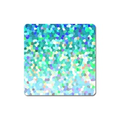 Mosaic Sparkley 1 Magnet (square) by MedusArt