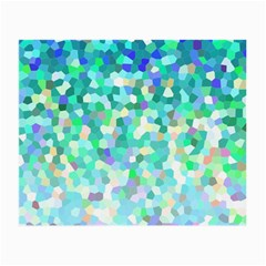 Mosaic Sparkley 1 Glasses Cloth (small) by MedusArt