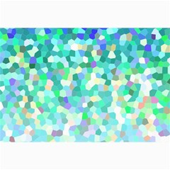 Mosaic Sparkley 1 Canvas 12  X 18  (unframed) by MedusArt