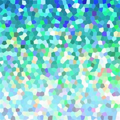 Mosaic Sparkley 1 Canvas 16  X 16  (unframed) by MedusArt