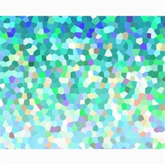 Mosaic Sparkley 1 Canvas 16  X 20  (unframed) by MedusArt