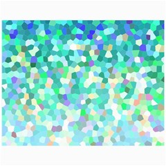 Mosaic Sparkley 1 Canvas 36  X 48  (unframed) by MedusArt