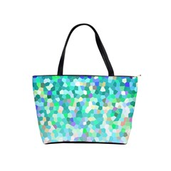 Mosaic Sparkley 1 Large Shoulder Bag by MedusArt