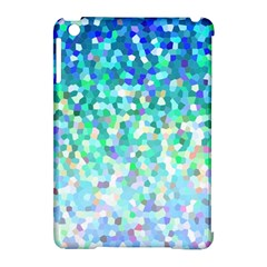 Mosaic Sparkley 1 Apple Ipad Mini Hardshell Case (compatible With Smart Cover) by MedusArt