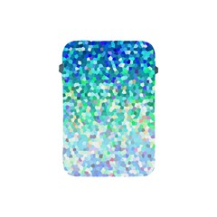 Mosaic Sparkley 1 Apple Ipad Mini Protective Sleeve by MedusArt