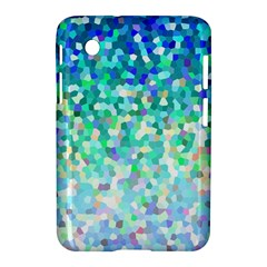 Mosaic Sparkley 1 Samsung Galaxy Tab 2 (7 ) P3100 Hardshell Case  by MedusArt