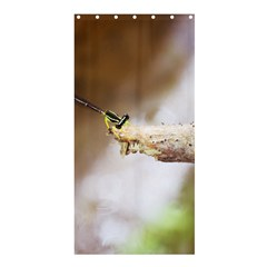 Dragon Fly Shower Curtain 36  X 72  (stall)