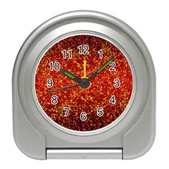 Glitter 3 Desk Alarm Clock by MedusArt