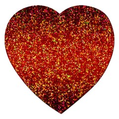 Glitter 3 Jigsaw Puzzle (heart) by MedusArt