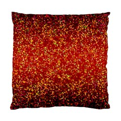 Glitter 3 Cushion Case (single Sided)  by MedusArt