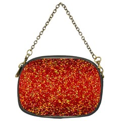 Glitter 3 Chain Purse (two Sided)  by MedusArt