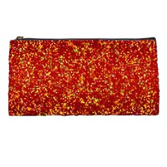 Glitter 3 Pencil Case by MedusArt