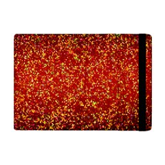 Glitter 3 Apple Ipad Mini Flip Case by MedusArt