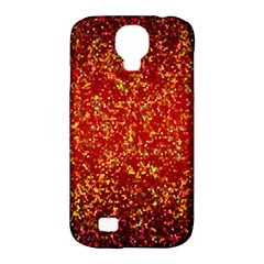 Glitter 3 Samsung Galaxy S4 Classic Hardshell Case (pc+silicone) by MedusArt
