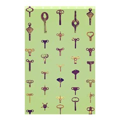 Keys Shower Curtain 48  X 72  (small) by Contest1848470