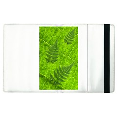 Leaf & Leaves Apple Ipad 3/4 Flip Case by BrilliantArtDesigns
