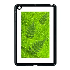 Leaf & Leaves Apple Ipad Mini Case (black) by BrilliantArtDesigns