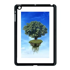 Floating Island Apple Ipad Mini Case (black) by BrilliantArtDesigns