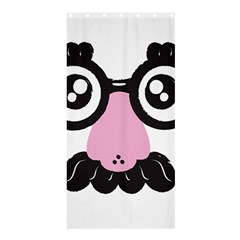 Shower Undercover! Shower Curtain 36  X 72  (stall) by Contest1771648
