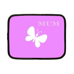 Mom Netbook Sleeve (small) by Colorfulart23
