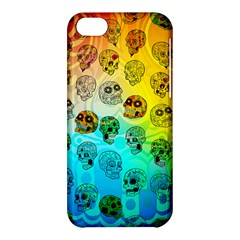Sugary Skulls Apple Iphone 5c Hardshell Case by TheTalkingDead