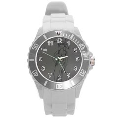 Witchy Plastic Sport Watch (large) by WispsofFantasy