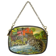Daniels Mill   Ave Hurley   Chain Purse (two Sided)  by ArtRave2