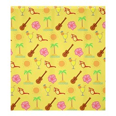 Summer Time Shower Curtain 66  X 72  (large)