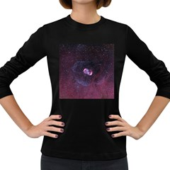 To Infinity And Beyond Women s Long Sleeve T Shirt (dark Colored)