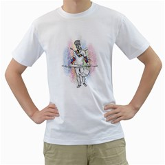 Cmyk Master Mens  T Shirt (white) by Contest1763580