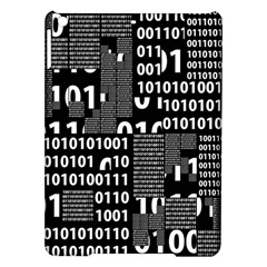 Beauty Of Binary Apple Ipad Air Hardshell Case by StuffOrSomething