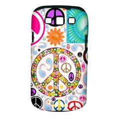 Peace Collage Samsung Galaxy S Iii Classic Hardshell Case (pc+silicone) by StuffOrSomething
