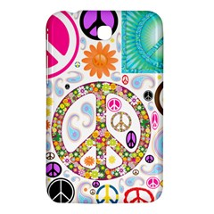 Peace Collage Samsung Galaxy Tab 3 (7 ) P3200 Hardshell Case  by StuffOrSomething