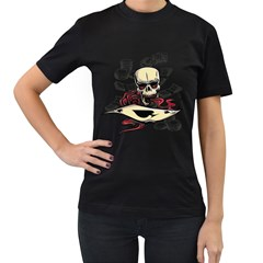 Cards Player Women s T Shirt (black) by Contest1865818