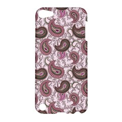 Paisley In Pink Apple Ipod Touch 5 Hardshell Case by StuffOrSomething