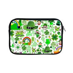 St Patrick s Day Collage Apple Ipad Mini Zippered Sleeve by StuffOrSomething