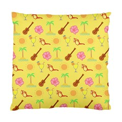 Summer Time Cushion Case (single Sided)